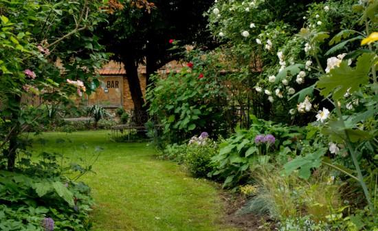 Décoration - Mettez vos tableaux dans votre jardin - Les Doigts Fleuris