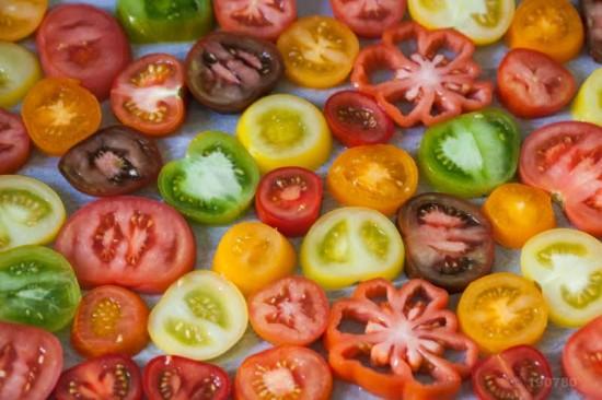 Les Tomates En Jus Vont Vous Rafraîchir !