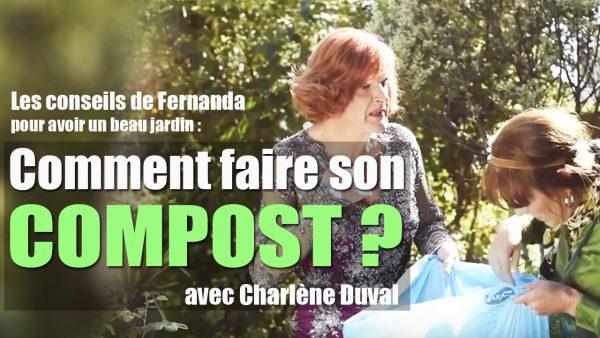 Comment Faire Son Compost ? Avec Charlène Duval - Les Doigts Fleuris