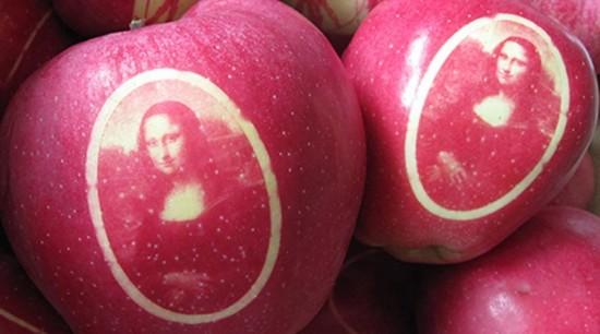 Le marquage des pommes : une technique ancestrale et très tendance ! - Les Doigts Fleuris