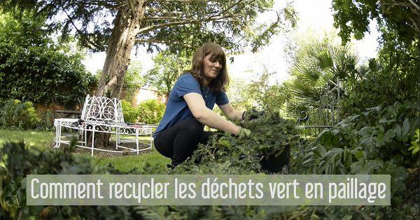 Le Recyclage Des Déchets Vert En Paillage