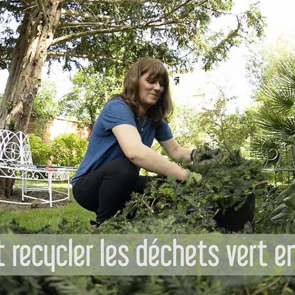 Recyclage Des Déchets Vert En Paillage